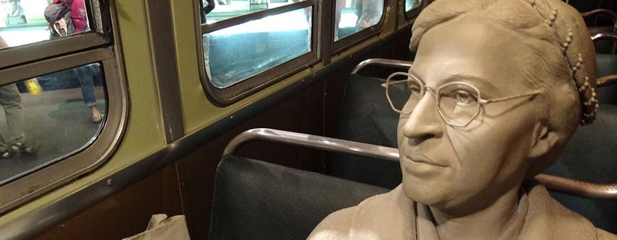 Rosa Parks Sculpture Cropped - 900