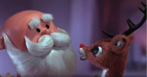 Screenshot from Rudolph the Red-Nosed Reindeer