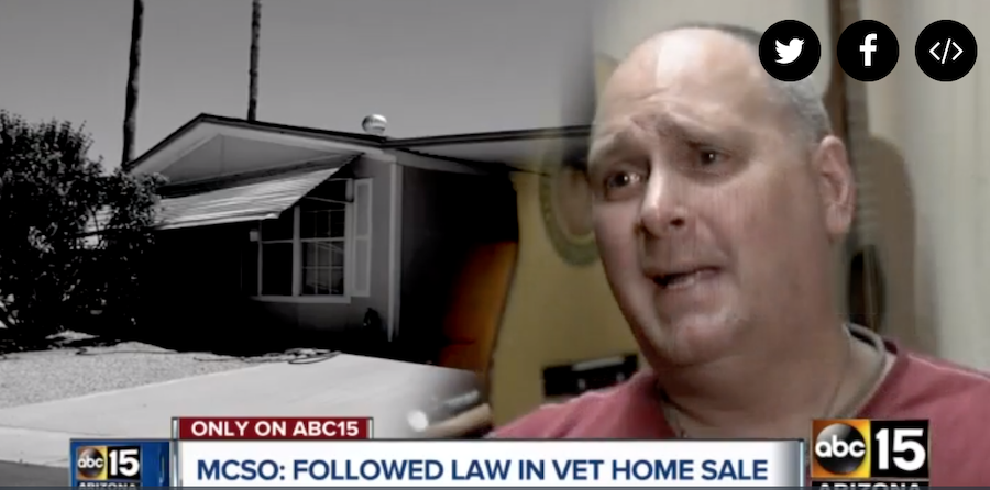 Disabled Vet's Home Saved: Predatory Home Buyer Cannot Seize Over Mistaken $405 Due in Taxes | The Stream