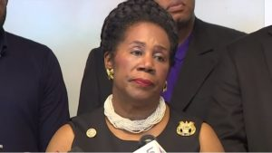 Sheila Jackson Lee responds to former intern's arrest