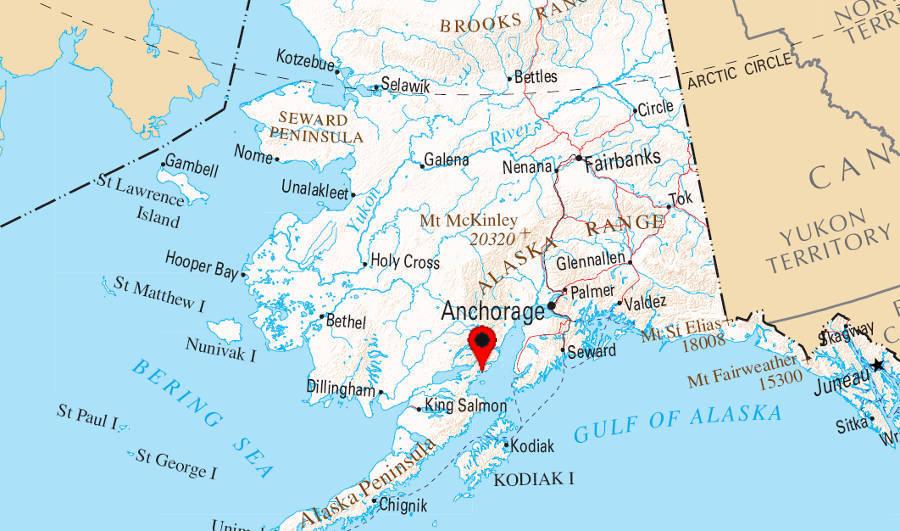 Magnitude 7 1 Quake Jolts Alaska 1 Home Explodes The Stream