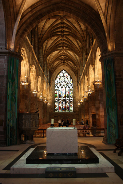 St. Giles' Cathedral Inside 2 - 400