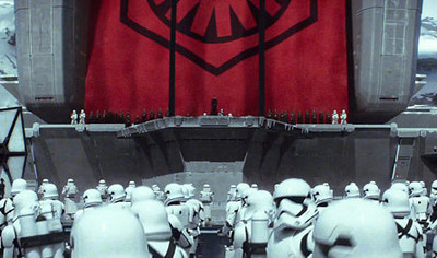 Star Wars The Force Awakens The First Order - 400