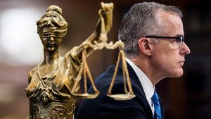 Andrew McCabe Joins CNN as DOJ Nears Decision on Whether to Indict
