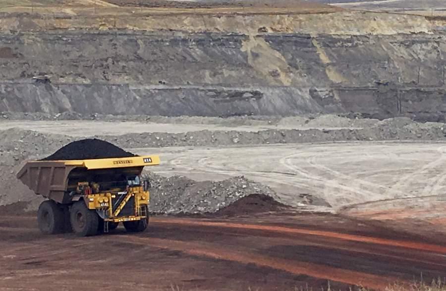 Coal strip mine for sale