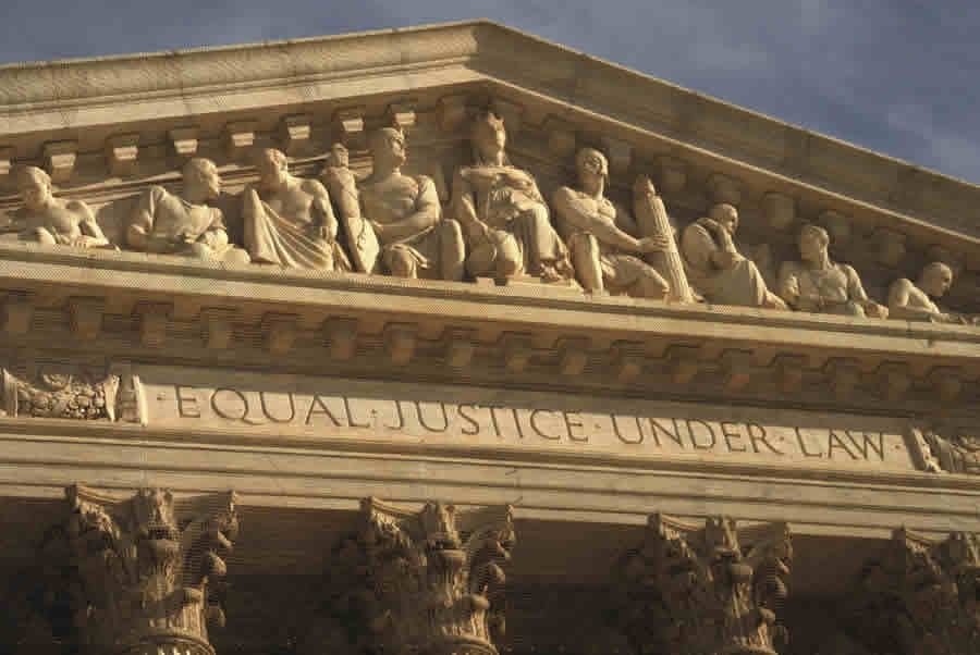 the impact of the judiciary on The judiciary act of 1789 one of the first acts of the new congress was to establish a federal court system in the judiciary act of 1789 the constitution provided that the judicial branch should be composed of one supreme court and such inferior courts as congress from time to time established.