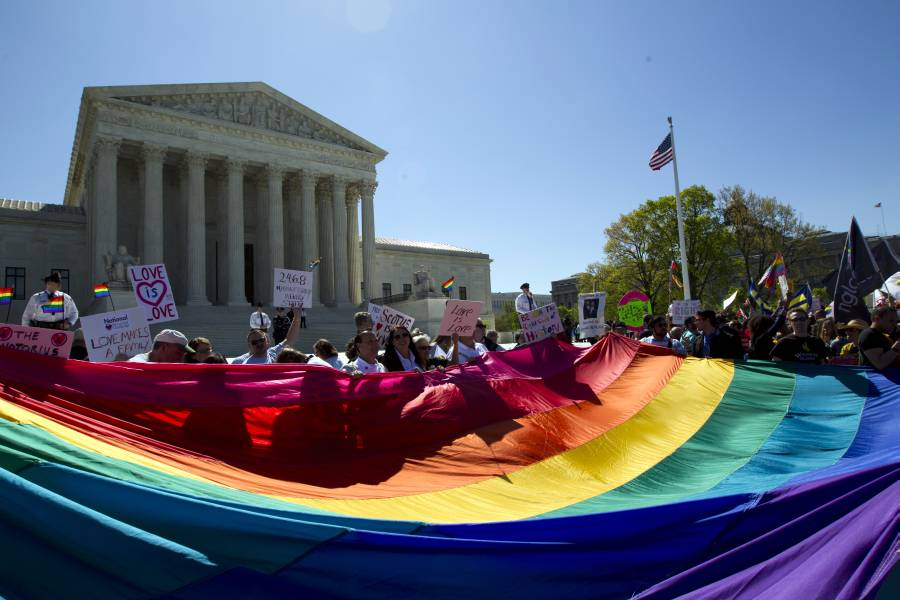 Constitutionality of gay marriage