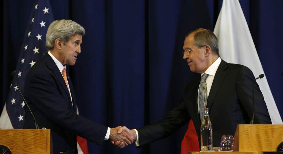 Us Russia Hammer Out Syria Agreement Could It End The War The