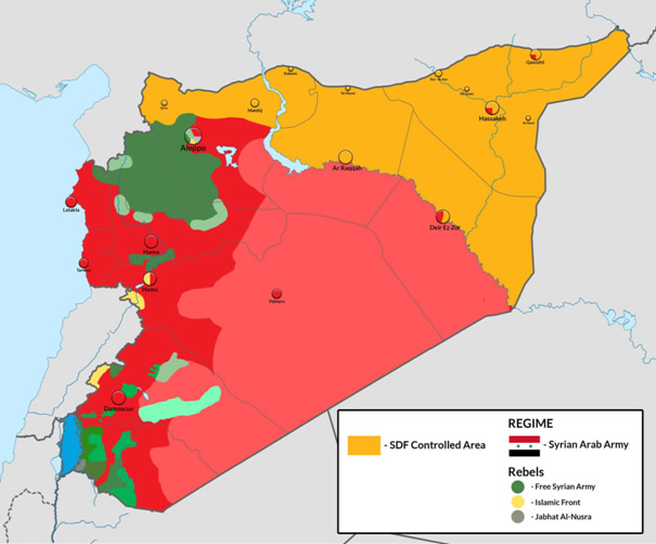 Syria future map - 900