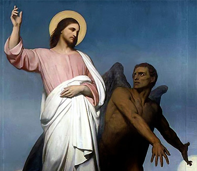 The Temptation of Christ by Ary Scheffer - Wikimedia Commons