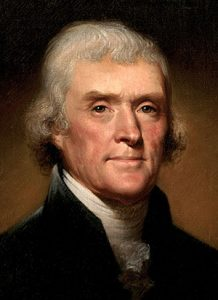 Thomas Jefferson - Wikimedia Commons