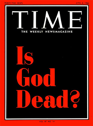 Time Is God Dead - 300