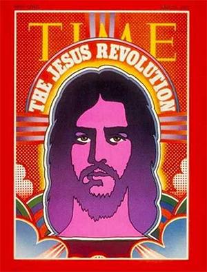 Time Jesus Revolution - 300