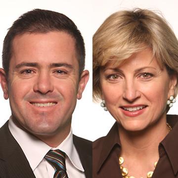 Travis Weber & Cathy Ruse