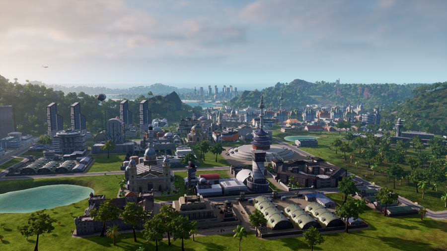 Tropico 5's simulated city building and management provide players with a taste of central planning and an opportunity to build a socialist paradise.