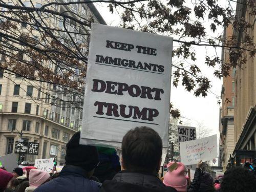 Trump -Deport
