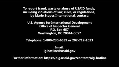 USAID - 500