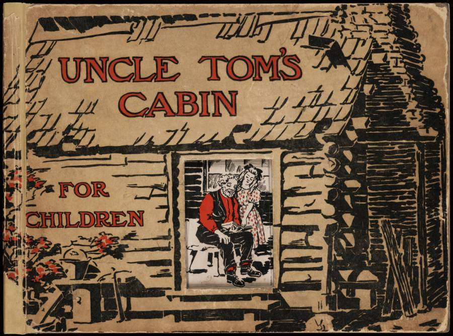 a review of the story of uncle toms cabin