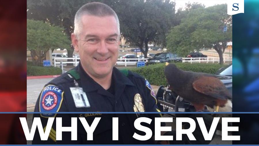 why i serve