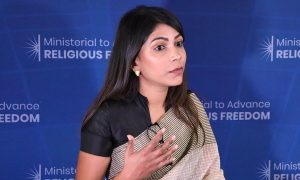 'Do Not Fear Forgiving': Survivors of Persecution Speak at Religious Freedom Event