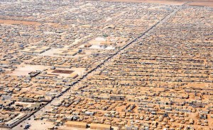 Za'atri Refugee Camp Jordan - 900