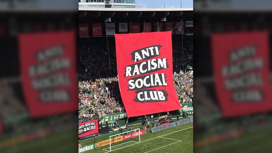 'Woke' Fan Organizations Use Professional Soccer to Impose 'Anti-Fascist' Ideology   The Stream