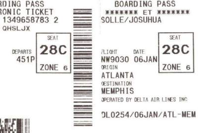 What S In A Boarding Pass Barcode More Than You Want The Stream