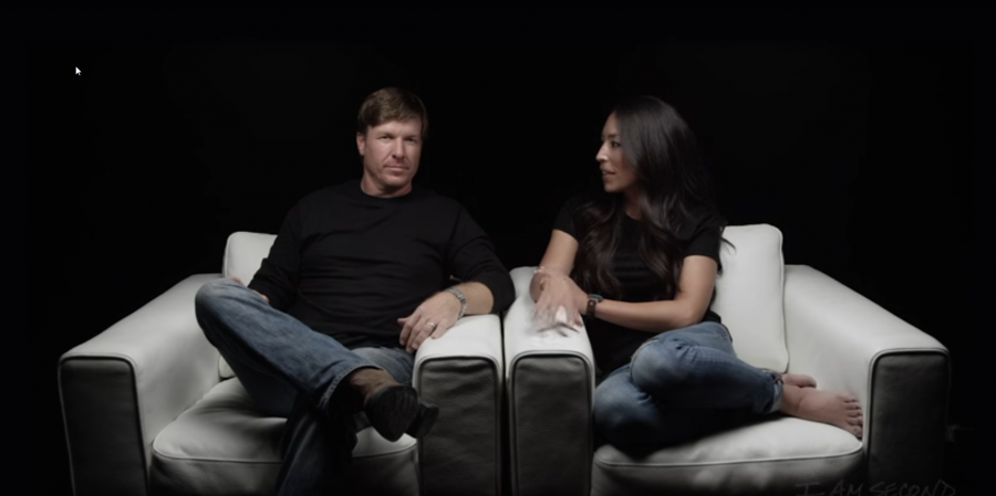 HGTV's Chip and Joanna Gaines Interviewed by I Am Second ...