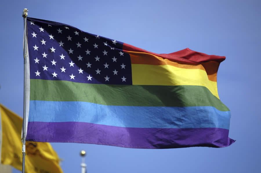 American Gay Flag 3