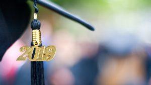 graduation cap 2019