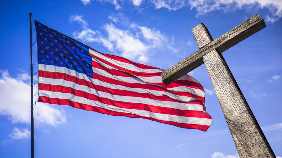 Michael Brown on Sorry, but the American Flag is Not Related to the Banner of Christ