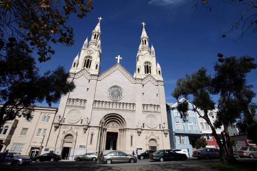 Most holy redeemer catholic church
