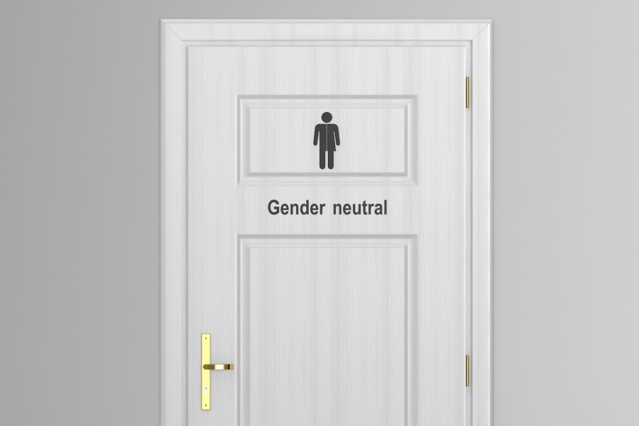 New California Bill Requires Gender Neutral Single Stall
