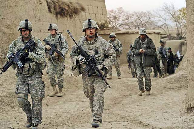 Study: All-Male Marine Infantry Units Outperformed Teams with ...