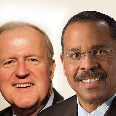 Ken Blackwell & Bob Morrison
