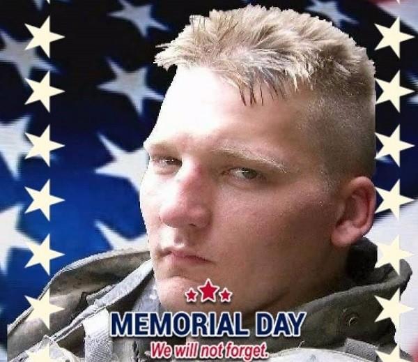 Memorial Day Neiberger