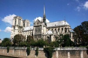 Are We Too Primitive to Rebuild Notre Dame?