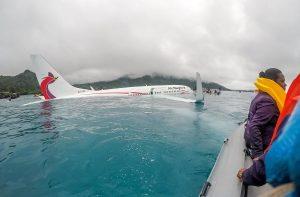 Micronesia Plane Crash