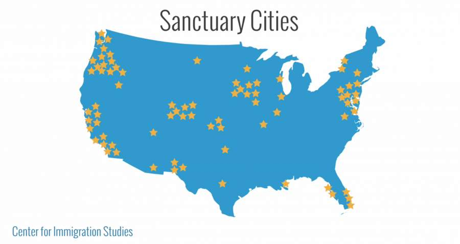 Youve Heard Of Sanctuary Cities But Do You Know What They Are - Map of us sanctuary cities