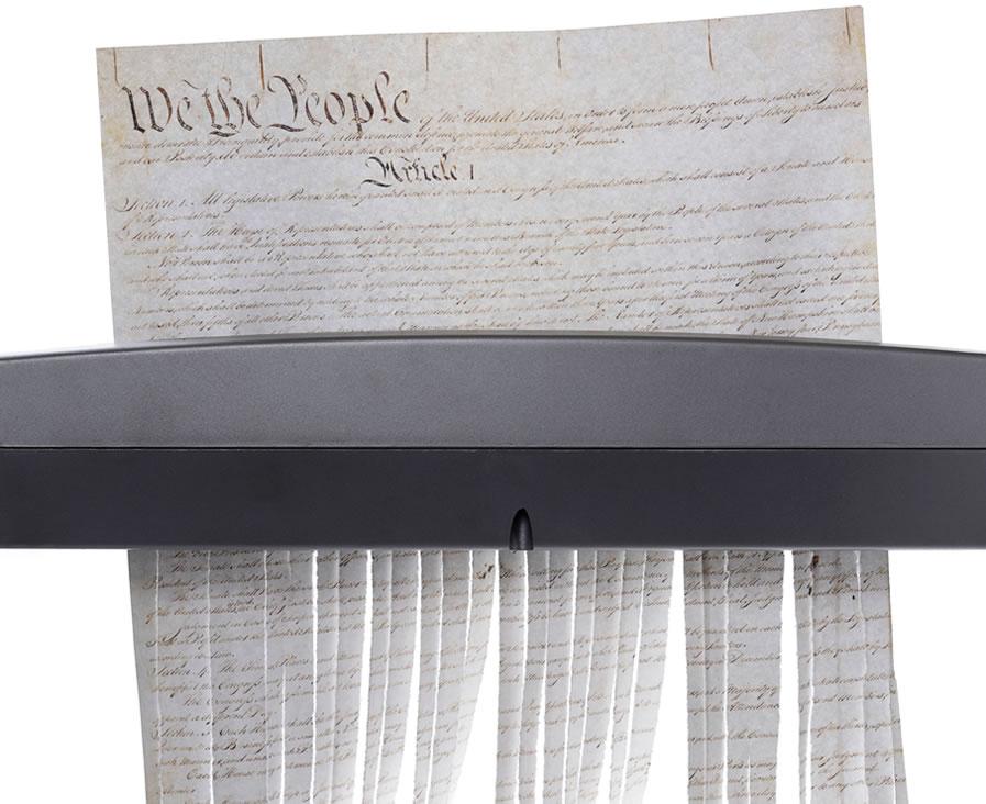 Think, amendments and gay marriage