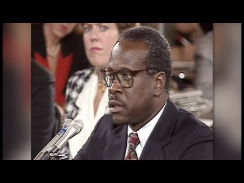 Some Ironic (and Forgotten) Words from the Clarence Thomas Hearings