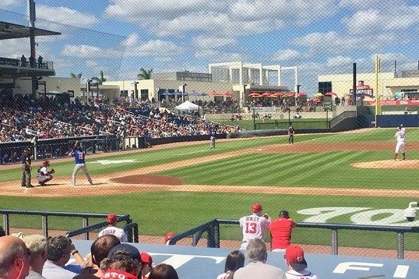 MLB Spring Training 2