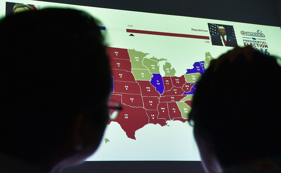 a description of the electoral college as an absolute institution that undermines the citizens invol Electoral college holds receive at least 270 out of 538 electoral votes the electoral college has only failed to was an absolute split.